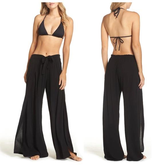 5275cc8d8a8c8 BECCA Other - NWOT BECCA Modern Muse Swim Cover-Up Flyaway Pants